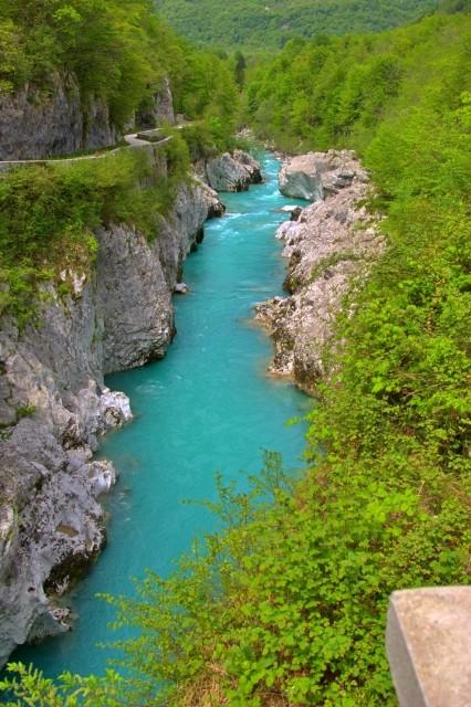 Pot miru - Posočje - 25. in 26.4.2009 - foto