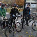 martinovo kolesarjenje - 11.11.12