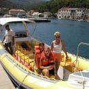 Prva moja voznja s speedboat !!!