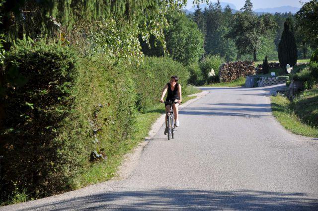 Z biciklom Celje-Vojnik-Ljubečna-Celje - foto