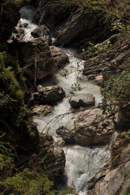 Dopust 2012 - Martuljški slapovi - foto
