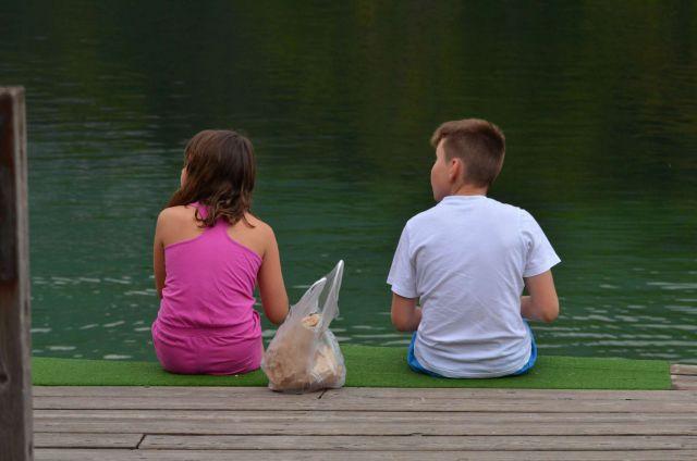Ob Bohinjskem jezeru 25.7.2014 - foto