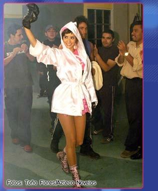 Pelea de Barbie - foto
