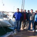 Jadranje božična regata 2005