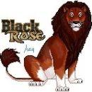 Black Rose's lion fursona commission