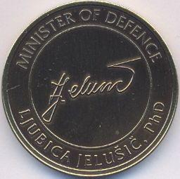 Osebni kovanci (personal) - foto