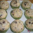 Muffini brez mleka in jajc
