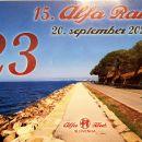 15. Alfa Rally - Obala