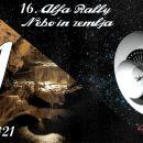 16. tradicionalni Alfa Rally - 17. 7. 2021