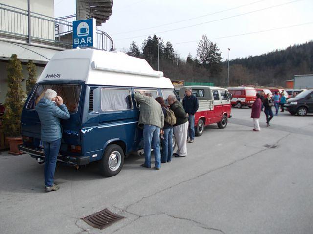 Otvoritvena vožnja VW kombijev- Logatec 2016 - foto