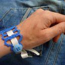 Lace zapestnica s trakom za zavezat, čipka (a)