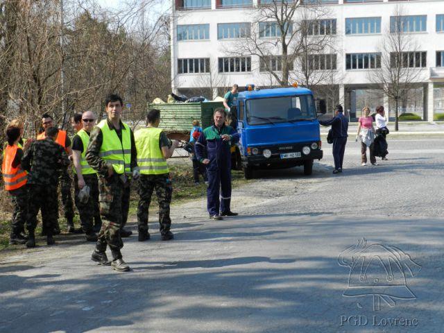 Očistimo Slovenijo 2012 - foto