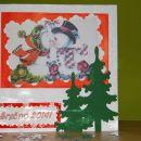 Božično-novoletne voščilnice