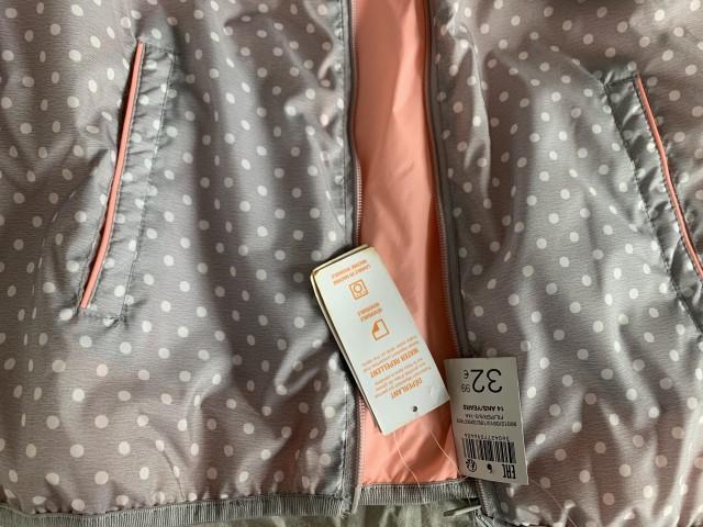Okaidi jakna nova z etiketo