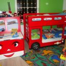 otroška soba gasilec Prodana