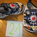 čevlji 21 copatki