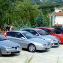 Alfa Romeo izlet- Slovenia '11