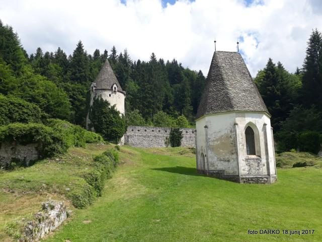 Pokopališka kapela