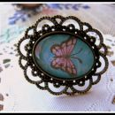 prstani in steklene verižice