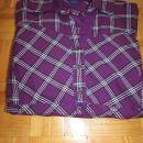 vijolična srajca št. L