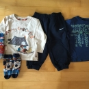 Komplet mothercare, nike, 86,  11€