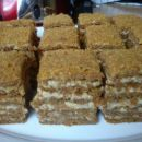 marlenka - ruska medena torta