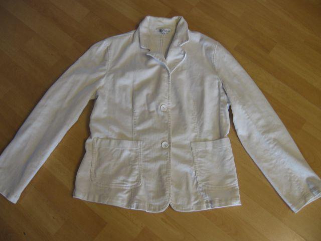 žametna jakna L, 5€