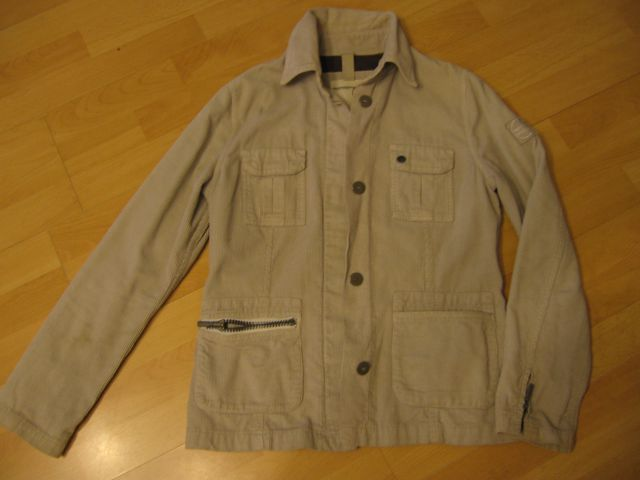 Murpy&nye žametna jakna št. M....7€