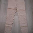 Hm bež elastične hlače 40 oz. M.....4€