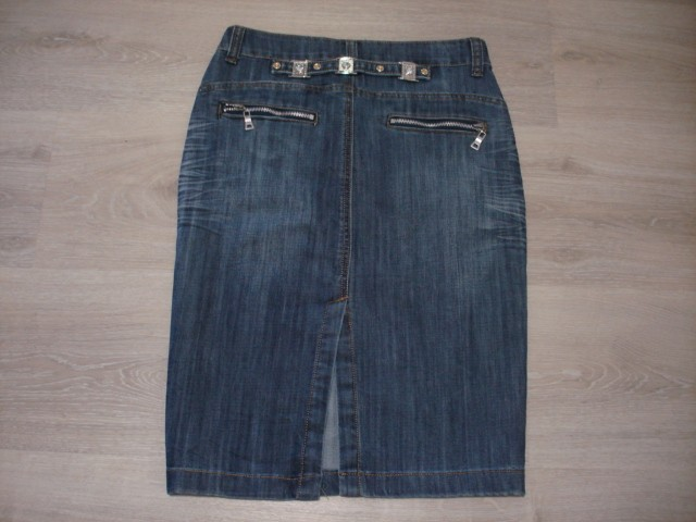 Jeans krilo M, rahlo stretch...5€