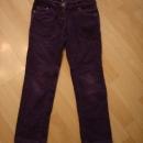 žametne hlače 122..,,,2€