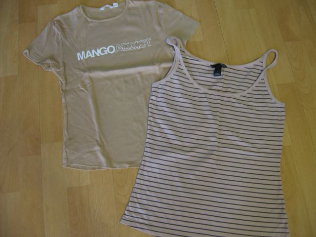 Majica L, kos 2,5€