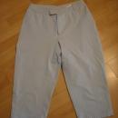 stretch hlače do kolen L, ozek pas...3€