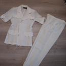 hlačni kostim, fimi  material M...7€