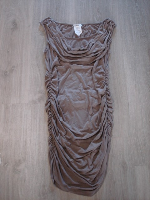Telirana obleka S....5€