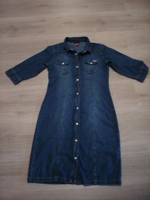 Hm jeans obleka 164 oz. xs...5€