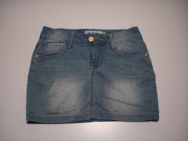 Mini krilo jeans, S-M...4€