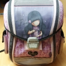 Komplet Gorjuss šolska torba +peresnica