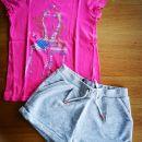 Okaidi kratke hlače +majica OVS 134-140