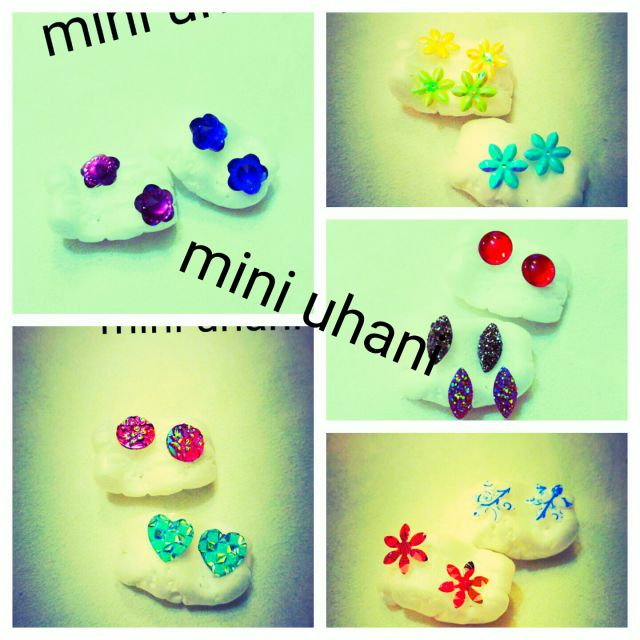 Mini uhancki -miniji - foto