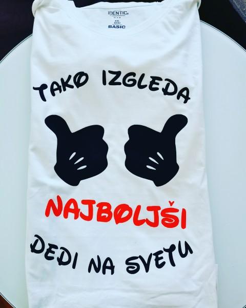 PERSONALIZIRANA majica - foto