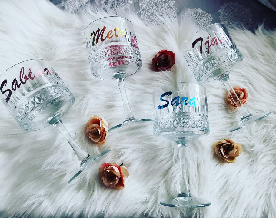 Persionaliziran kozarec za Gin  - foto povečava