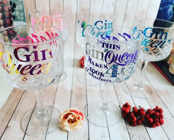 Persionaliziran kozarec za Gin  - foto