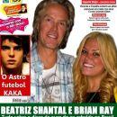 Brian Ray y Beatriz Shantal