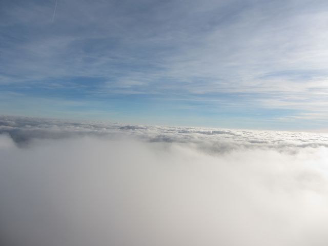 Magla svuda oko nas