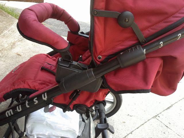 Mutsy Urban Rider, special edition 80€