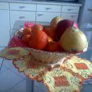 košara za sadje