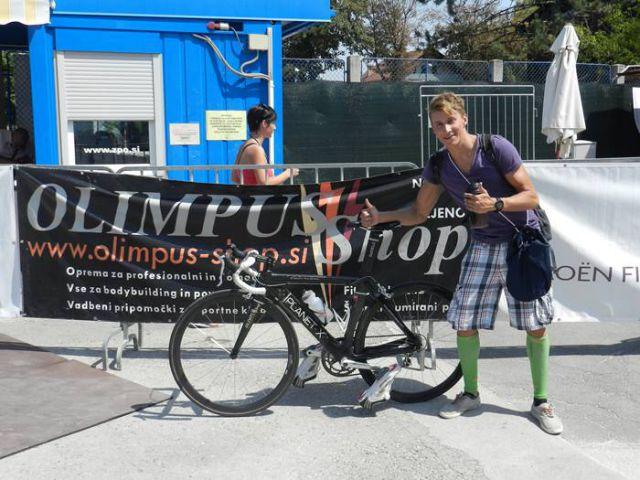 Ekipno državno prvenstvo v triatlonu Celje - foto