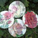 darila - podstavki za kozarce *Vrtnice*
