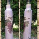 darilo - steklenica *grozdje*